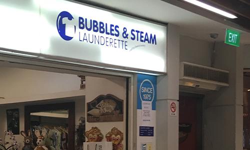 bubblesandsteamlaunderette